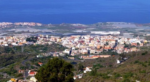 Declarada como urgente ocupación terrenos sistema saneamiento Tenerife Oeste
