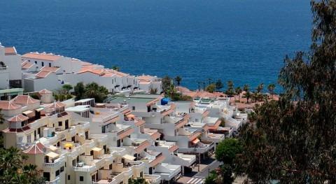 84% agua consumo Tenerife es origen subterráneo