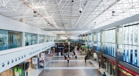 aeropuerto Tenerife Sur inaugura nueva red abastecimiento agua