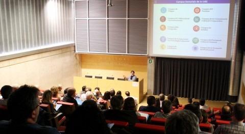 "Teqma participa jornada "" Campus Aigua, ecosistema innovador sector agua"""