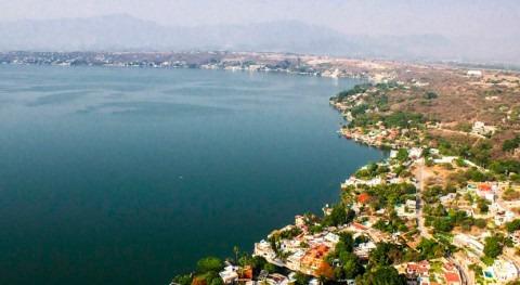 ¿Cómo se originó lago Tequesquitengo México?