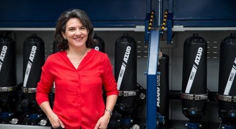 """Teresa Munuera: """"No creo que paridad pueda llegar más rápido al sector agua que otros"""""""