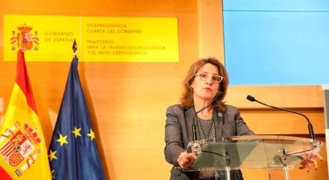 MITECO anuncia inversión pública materia agua 7.000 millones euros