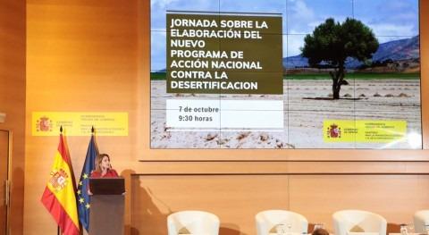 MITECO anuncia aprobación nuevo Programa Nacional Desertificación