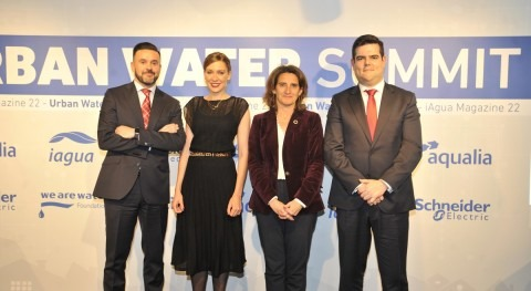 vicepresidenta Teresa Ribera inaugurará INVESTAGUA, gran cita sector agua 2021