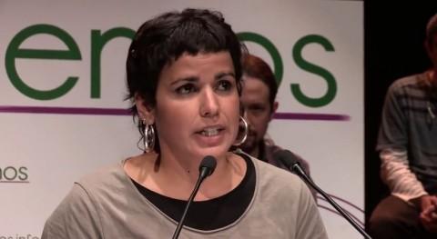 Teresa Rodríguez, cabeza de lista de Podemos para Andalucía (wikipedia/CC)