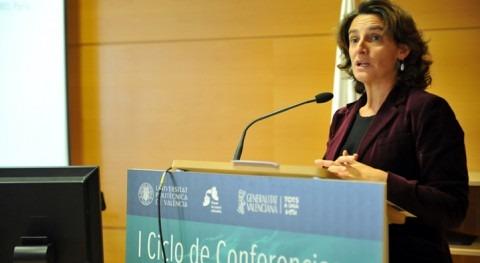 "Teresa Ribera: ""No hay ningún sector que no vaya verse afectado cambio climático"""