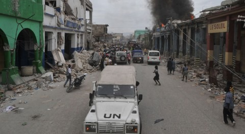 Gestión emergencias grandes catástrofes: Necesita mejorar