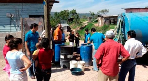 Tegucigalpa sufre alto riesgo salud inexistente gestión integral agua urbana