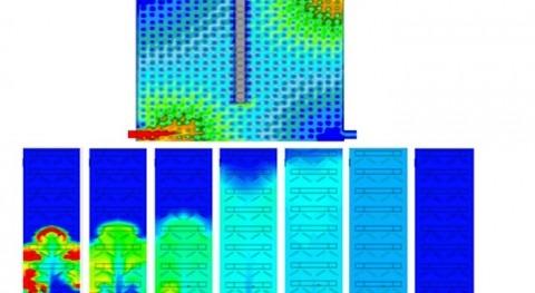Dinámica fluidos computacional y modelos biológicos diseñar reactores aguas residuales