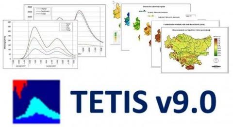 IIAMA lanza versión 9.0 modelo hidrológico distribuido TETIS
