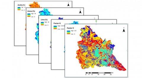 Nueva versión modelo hidrológico distribuido TETIS