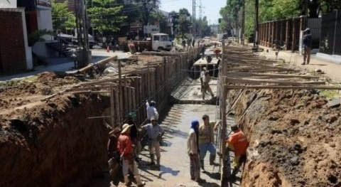obras alcantarillado Gran Asunción mejorarán vida 600.000 personas