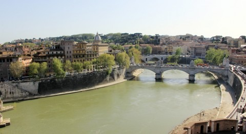 Impulso al centro convenciones Roma