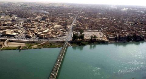 control agua, arma más conflicto Irak y Siria