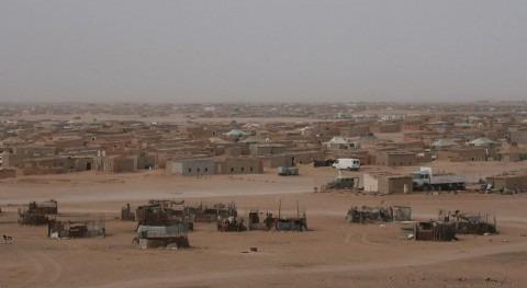 Campo de refugiados de Tinduf (Wikipedia/CC).