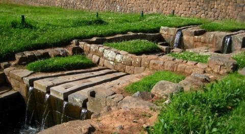 ¿ qué no gestionamos agua como incas?