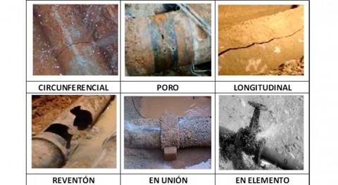 ¿ qué se producen fugas agua tuberías?