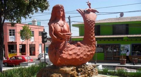 Leyenda agua: sirena Metepec