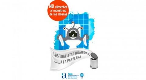 """ASA Andalucía se une lucha sector agua España """"monstruo cloacas"""""""