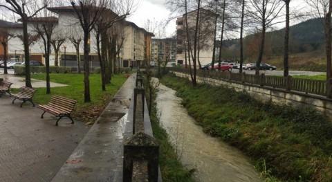 URA licita obras adecuación arroyo Toloto paso Elorrio