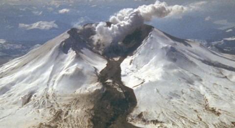 Lahares: amenaza agua volcán