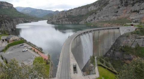 Cataluña impulsa protección talud margen derecho Llosa Cavall