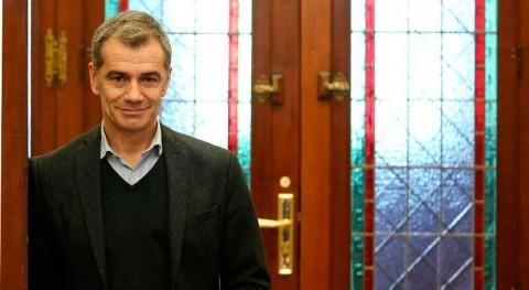 """Toni Cantó critica Alicante que """"cada año se echa al mar equivalente al trasvase Ebro"""""""