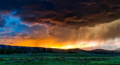 aerosoles tienen gran impacto nubes tormenta y precipitación