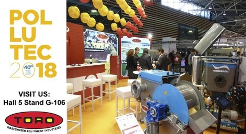 Toro Equipment, Pollutec Lyon 2018