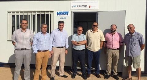 Instalan desalobradora Torre Pacheco sistema piloto bioelectrogénesis