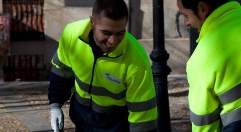 """Aqualia, 100 mejores empresas trabajar España """"Actualidad Económica"""""""