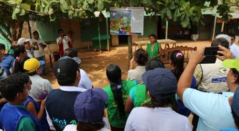 Gobierno Perú capacitó funcionarios mejorar gestión saneamiento Ucayali