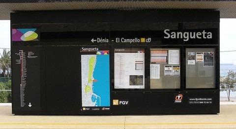 TRAM de Sangueta (Wikipedia/CC).