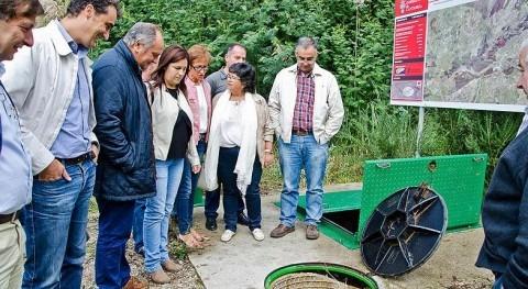 Cantabria pone marcha tramo Autovía Agua que completa zona occidental