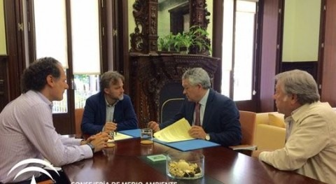 Acuerdo garantizar tránsito rociero forma ordenada Doñana