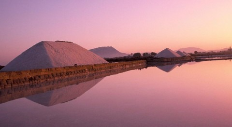 "Italia designa ""Trapani and Paceco Salt Ponds"" como sitio Ramsar"