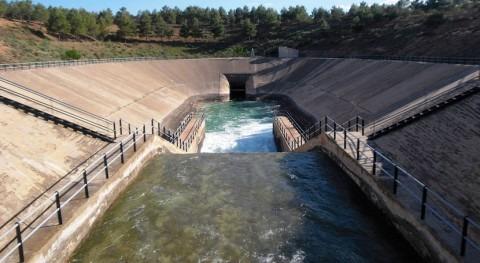 MITECO autorizará trasvase 20 Hm3 agosto través Acueducto Tajo-Segura