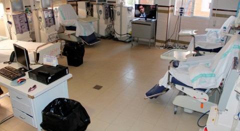 Hospital Toledo dispondrá nueva PTAR Unidad Diálisis