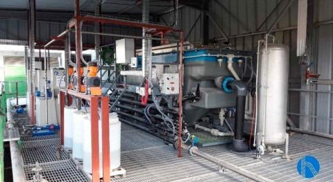 Proyecto llave mano tratamiento aguas aporte y residuales Túnez