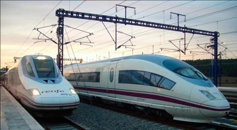 Adjudicados desvíos redes abastecimiento y saneamiento afectadas AVE Murcia
