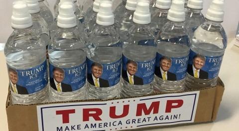 agua Trump