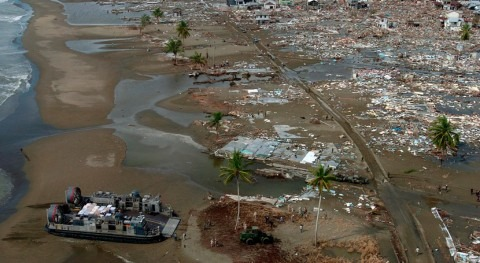 eventos climáticos extremos, vinculados al calentamiento global