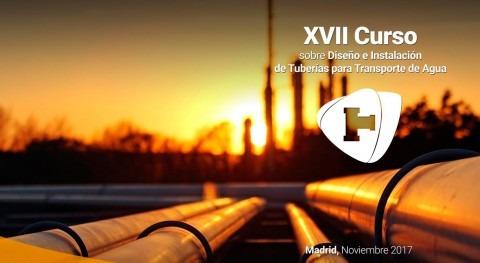 XVII Edición Curso Diseño e Instalación transporte agua UPM