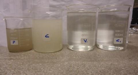 Alternativa tratamiento aguas residuales domésticas Perú