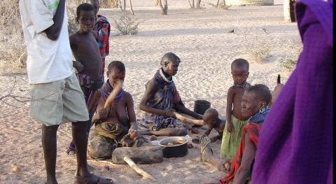 cambio climático mata sed al pueblo turkana