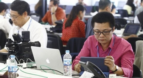 ¿A quién seguir Twitter durante COP21?