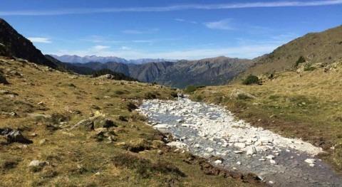 UAB y UdG estudiarán acidificación natural ríos alta montaña Pirineo