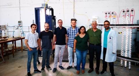 ¿Es posible reutilizar agua cultivo microalgas?