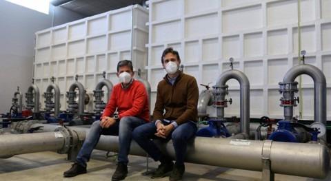 """tecnología """"low cost"""" reduce coste y huella carbono riego presión"""